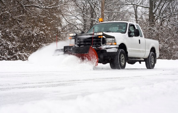 Commercial Snow Plowing - Macomb & Oakland County, MI