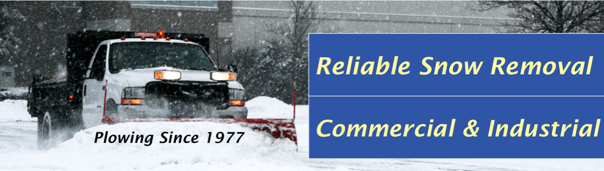 Commercial Snow Removal - Macomb & Oakland County, Michigan